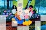 Mickey Mouse Puzzel